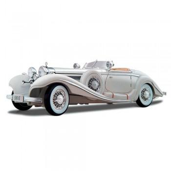 Модель автомобиля 1:18 Мерседес Бенц 500 К (1936) Maisto 36055