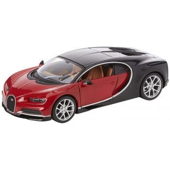 Сборная модель автомобиля Бугатти Широн 1:25 Maisto 39514