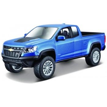 Сборная модель автомобиля Шевроле Колорадо ZR2 (2017) 1:24 Maisto 39517