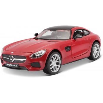 Модель автомобиля Mercedes-Benz AMG GT 1:24 Maisto 31134