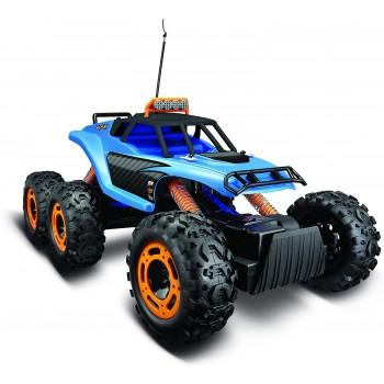 Радиоуправляемая машина Rock Crawler Extreme 6x6 Maisto 81158