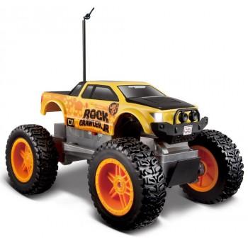 Машина радиоуправляемая Rock Crawler Jr Maisto 81162