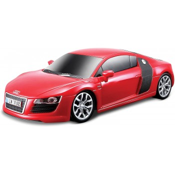 Модель автомобиля Ауди R8 V10 1:24 Maisto 81225 (свет, звук)