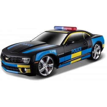 Модель автомобиля Шевроле Камаро RS Полиция 1:24 Maisto 81236 (свет, звук)