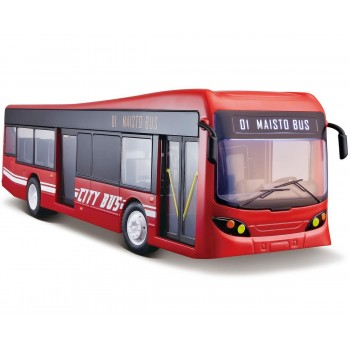 Машина на радиоуправлении Городской автобус Maisto 81481