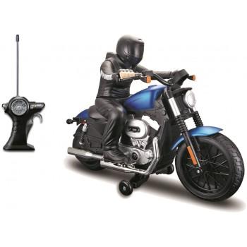 Мотоцикл на радиоуправлении Харли-Дэвидсон XL1200N Nighster Maisto 81661