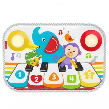 Музыкальный коврик Fisher Price Пианино GFJ53