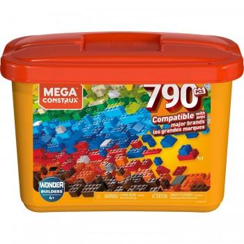 Конструктор Mega Bloks Mega Construx 790 деталей GJD24