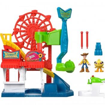 Игровой набор Toy Story IMAGINEXT Карнавал GBG66