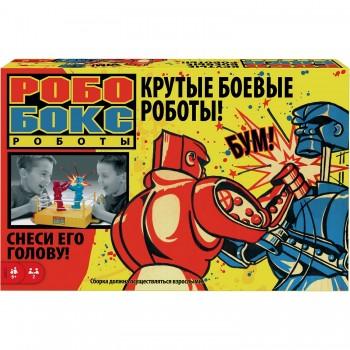 Игра настольная Mattel Роботы-боксеры CCX97