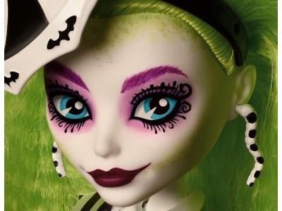 Куклы Monster High: обзор, история, описание
