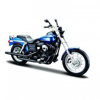 Модель мотоцикла Harley Davidson Dyna Super Glide Sport 1:12 Maisto 32321