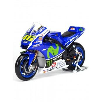 Модель мотоцикла Yamaha YZR-M1 1:18 Maisto 31594