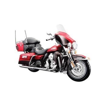 Модель мотоцикла Harley Davidson FLHTK Electra Glide 1:12 Maisto 32323