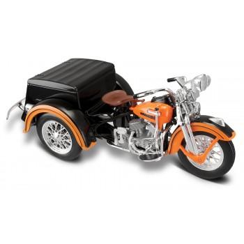 Модель мотоцикла Harley Davidson SideCar-FL Hydra Glide 1:12 Maisto 32420