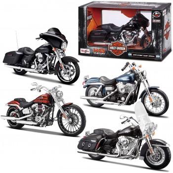 Модель мотоцикла Harley Davidson 1:12 Maisto 32320 ( в ассортименте)