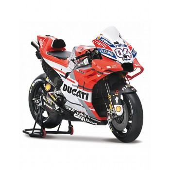 Модель мотоцикла Ducati Desmosedi 1:18 Maisto 31593
