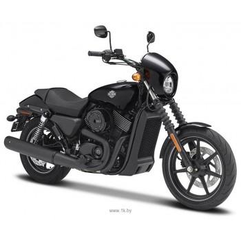 Модель мотоцикла Harley Davidson Street 750 1:12 Maisto 32333