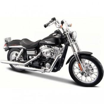 Модель мотоцикла Харлей Дэвидсон серии 27-35 1:18 Maisto 31360