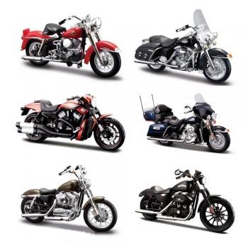 Модель мотоцикла Harley Davidson 1:18 Maisto 39360 (в ассортименте)