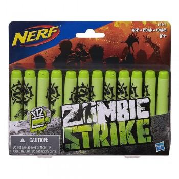 Набор стрел Nerf Zombie Strike 12 шт B3861 Hasbro
