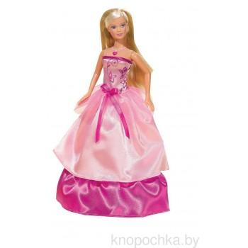 Кукла Штеффи Сказочная принцесса озвучена