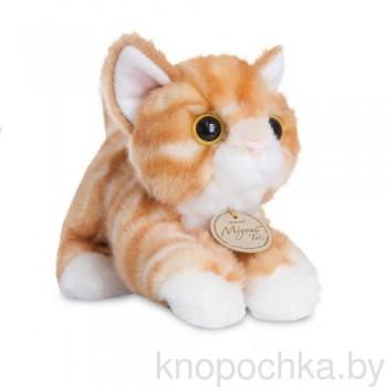 Мягкая игрушка Aurora Полосатый котик, 20 см