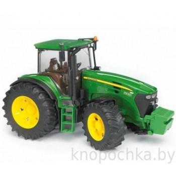 Игрушка Брудер Трактор John Deere 7930 Bruder 03050