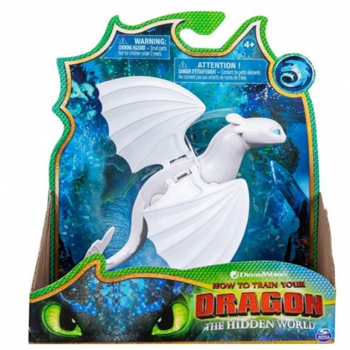 Фигурка Белая Фурия Как приручить дракона