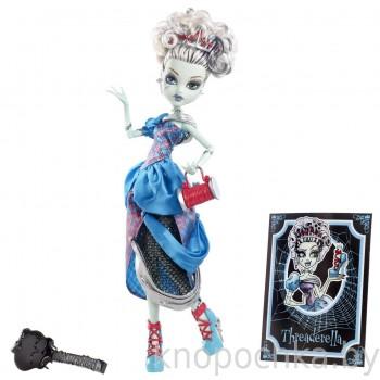 Кукла Monster High Фрэнки Штейн Удивительные сказки