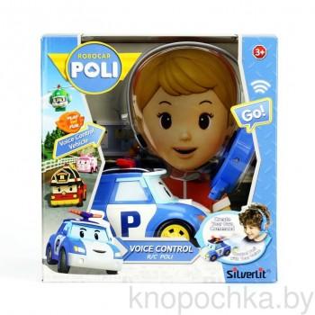 Машинка Поли на голосовом управлении Robocar Poli 83320