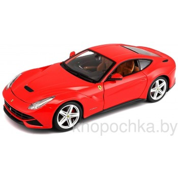 Коллекционная машинка Ferrari F12 Berlinetta Bburago 1:24