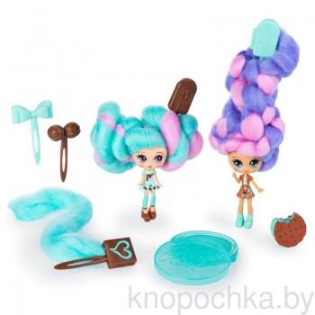 Набор из 2 кукол Candylocks Минт и Шоко