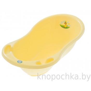 Детская ванночка со сливом TEGA Балбинка 86 см