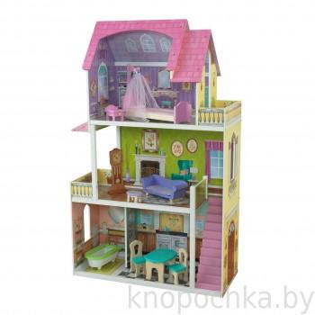 Кукольный домик с мебелью Флоренс Kidkraft