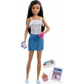 Кукла Barbie Скиппер Няня FXG92
