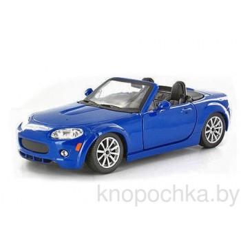 Коллекционная машинка Mazda MX-5 Miata (2007) Bburago 1:24