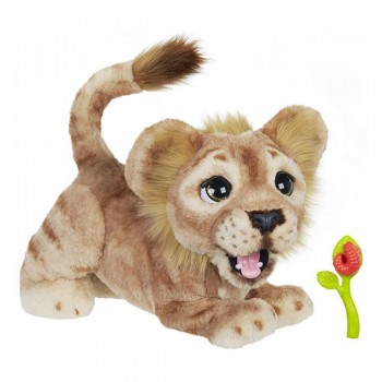 Интерактивная игрушка Король Лев Симба Furreal Friends E5679