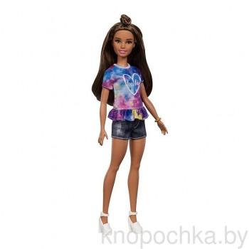 Кукла Barbie Игра с модой FYB31 (миниатюрная)