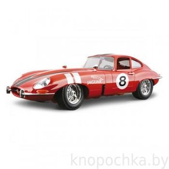 Сборная модель Jaguar