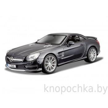 Модель автомобиля Mercedes-Benz SL 65 AMG 1:24 Bburago 18-21066