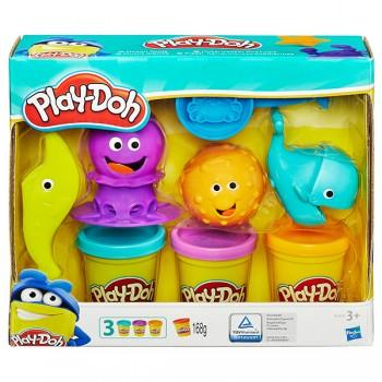 Игровой набор Play-Doh Подводный мир B1378