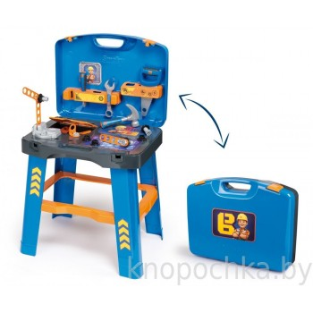 Детская мастерская Боб строитель Smoby 360311