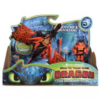Дракон Кривоклык и Сморкала Как приручить дракона