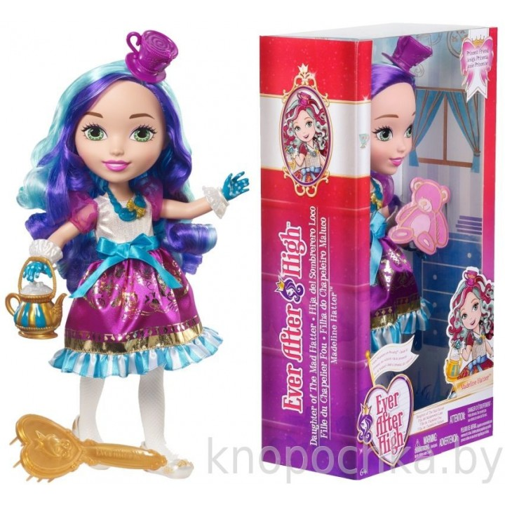 Большая кукла Ever After High Меделин Хеттер 37 см