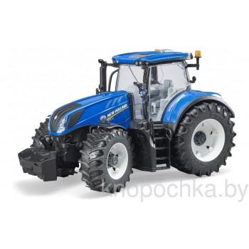 Игрушка Брудер Трактор New Holland Bruder 03120