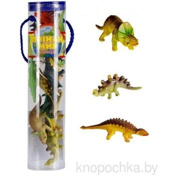 Набор Динозавры (12 фигурок)
