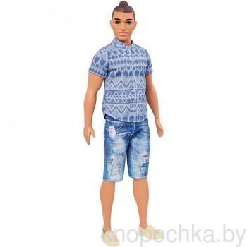 Кукла Кен Barbie Fashionistas FNJ38