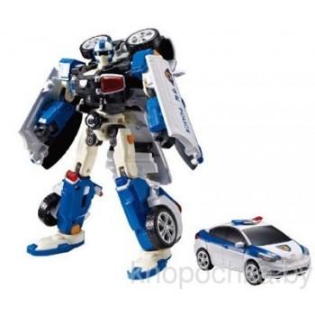 Робот-трансформер Полиция Тобот C 301014 (свет и звук)