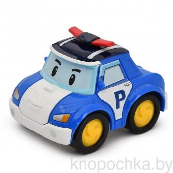 Машинка Robocar Poli Поли инерционная, 8 см
